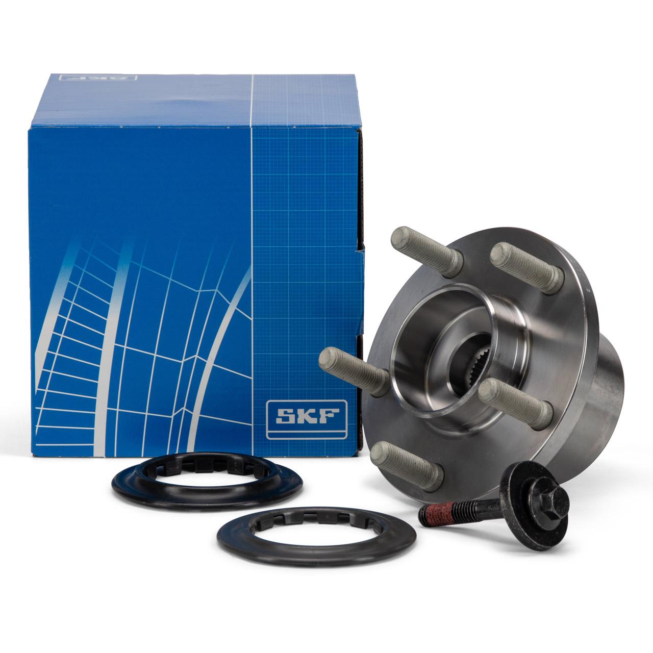 SKF VKBA6543 Radnabe Radlager für VOLVO C30 C70 II S40 II (MS) V50 (MW) vorne