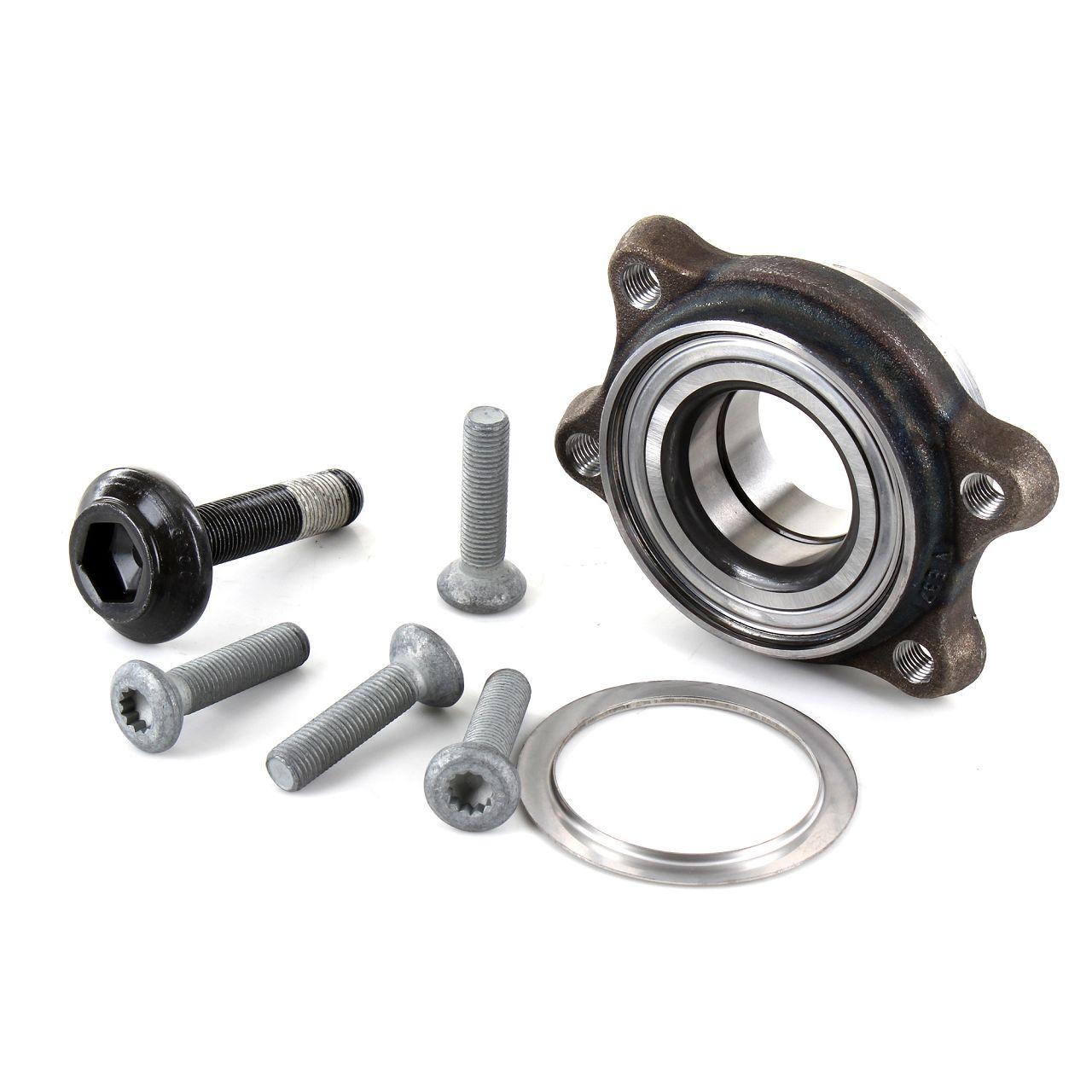 2x SKF Radnabe Radlagersatz für AUDI A6 C6 A8 4E R8 VW PHAETON vorne / hinten