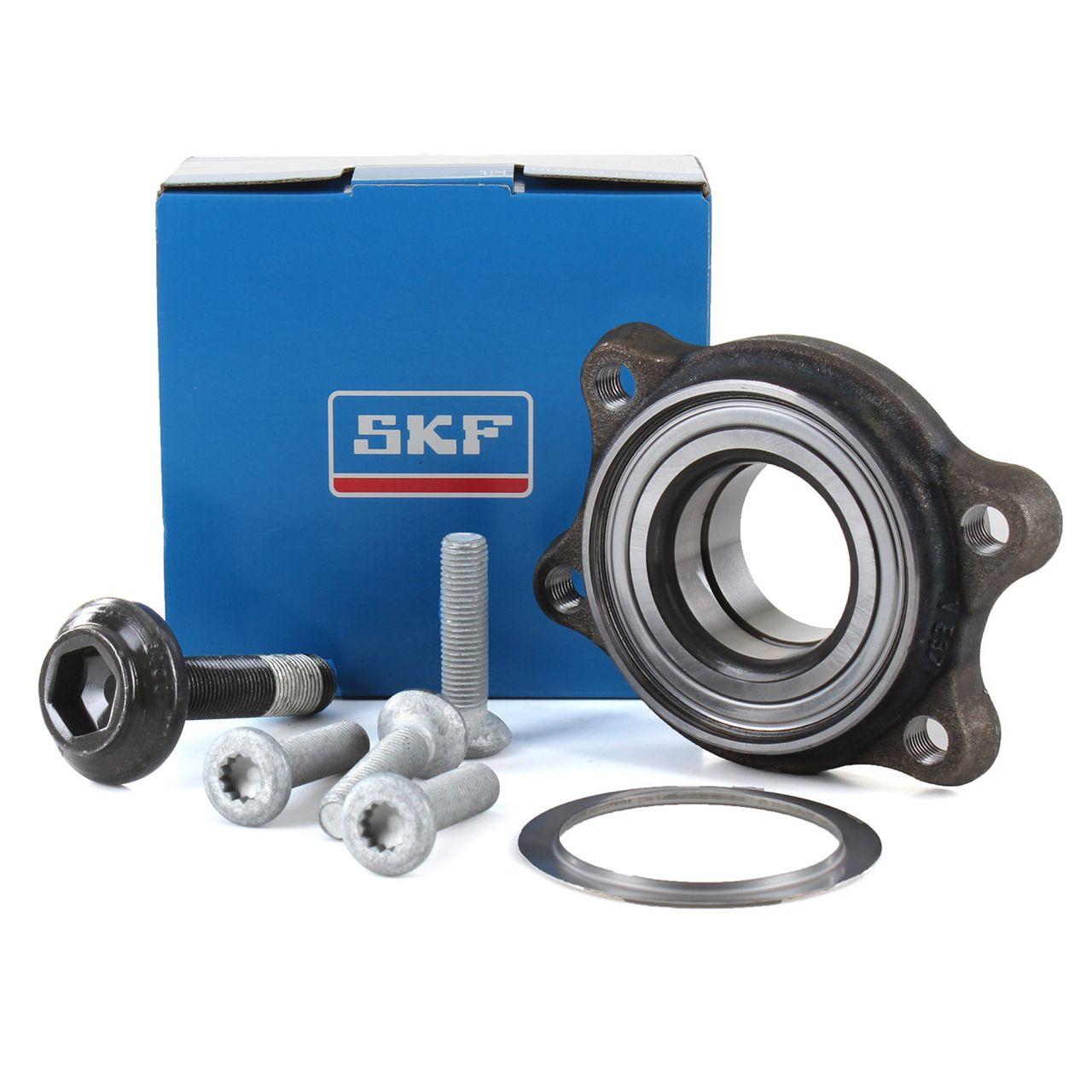 SKF Radnabe Radlager Rep.-Satz für AUDI A6 C6 A8 4E R8 VW PHAETON vorne / hinten