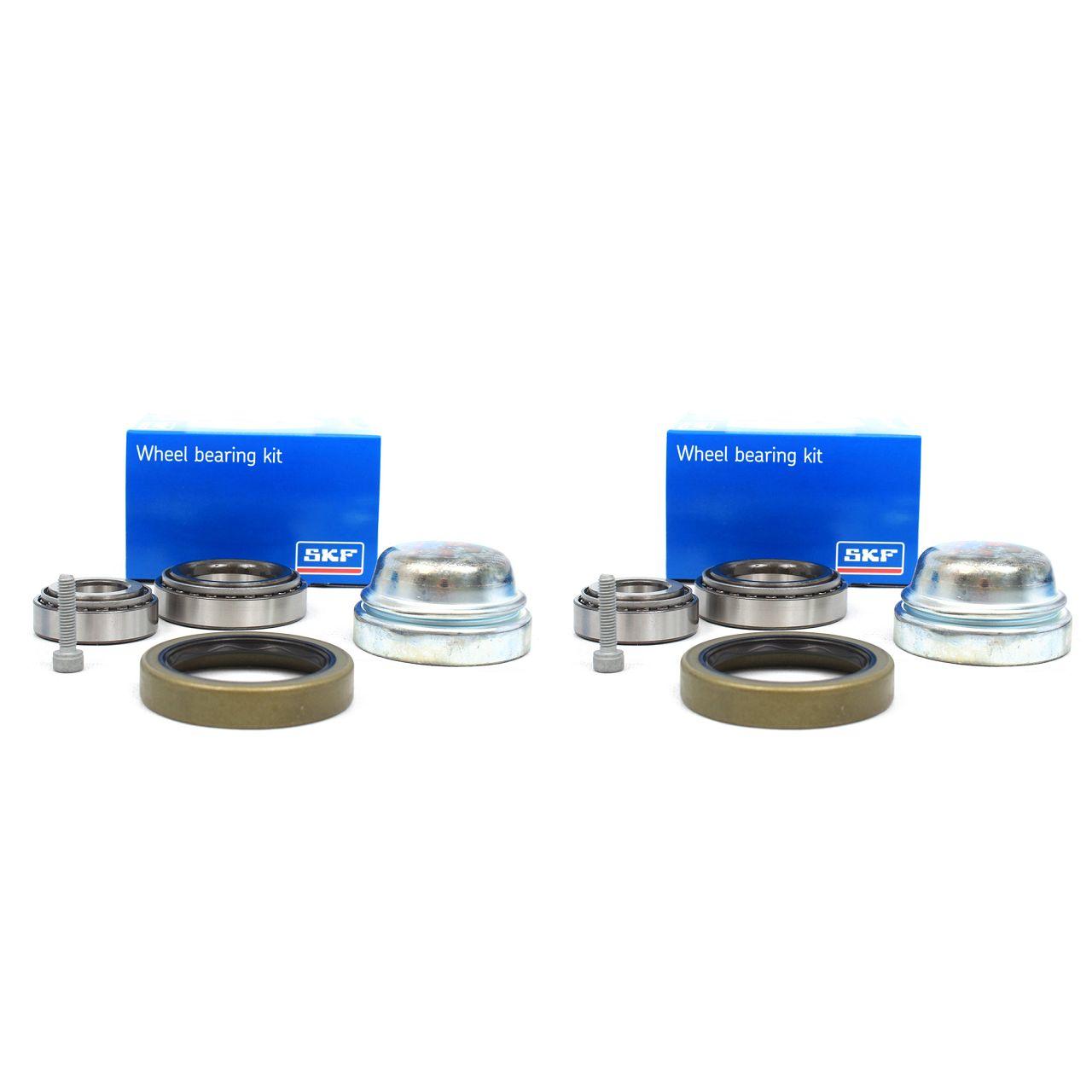 2x SKF VKBA1498 Radlagersatz MERCEDES W202 C208 A208 W210 R170 vorne 2103300051