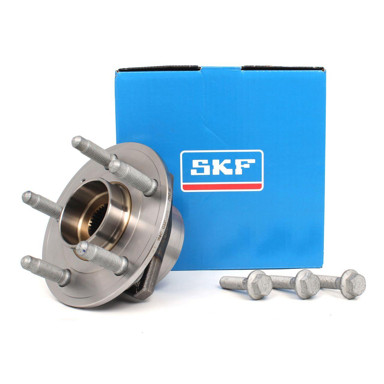 SKF VKBA6667 Radlagersatz OPEL Insignia A vorne / hinten 328006 13580135