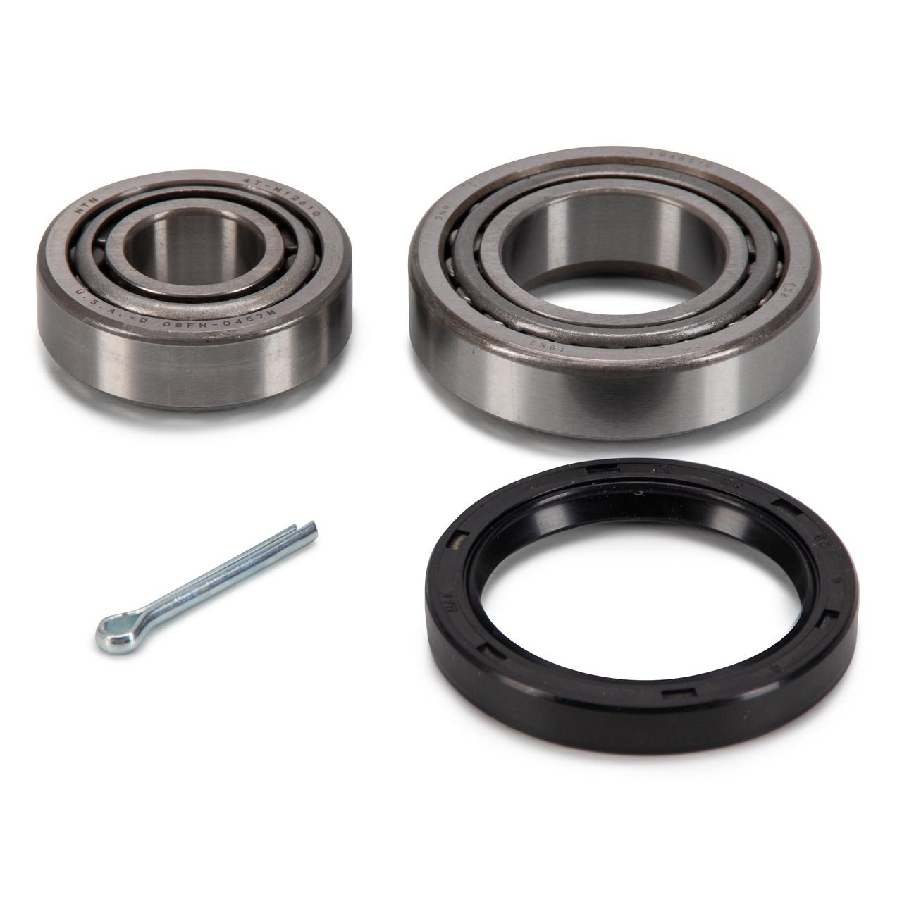SNR R140.34 Radlagersatz HYUNDAI H-1 / Starex H100 MITSUBISHI L 200 L 300 L 400 vorne