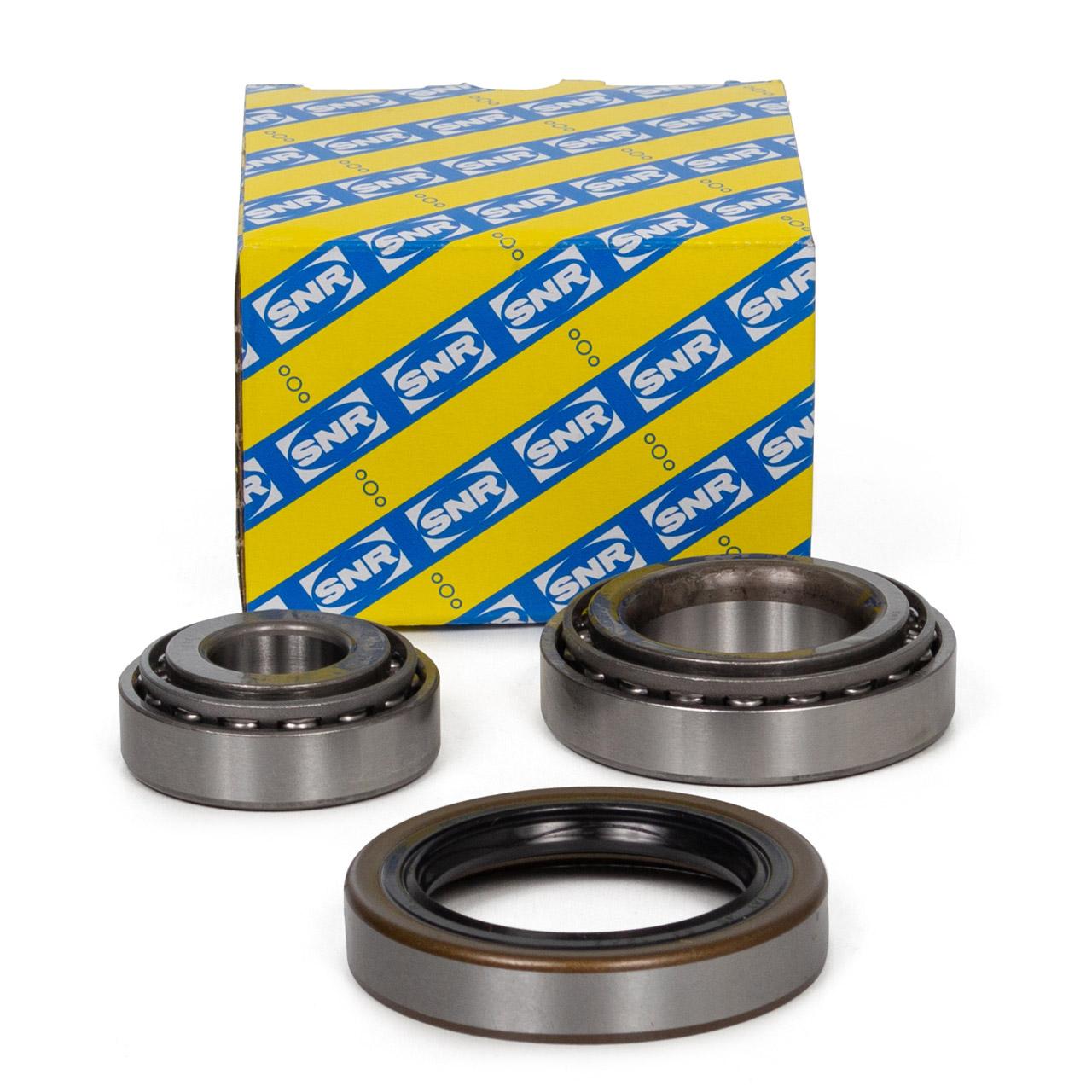 SNR R151.14 Radlagersatz MERCEDES 190 W201 E-Klasse W124 R107 vorne / hinten