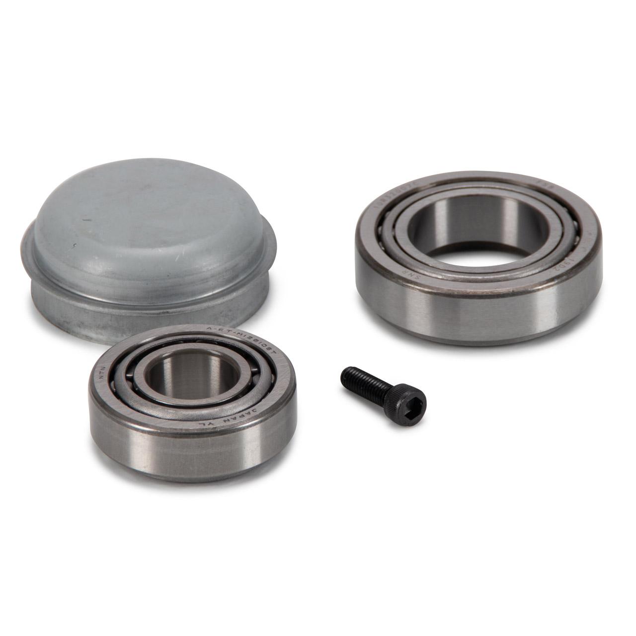2x SNR R151.36 Radlagersatz MERCEDES W203 W204 C/A209 R172 R171 vorne / hinten