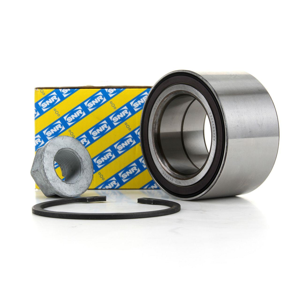 SNR R151.50 Radlagersatz MERCEDES X164 W164 W251 V251 vorne / hinten 1649810406