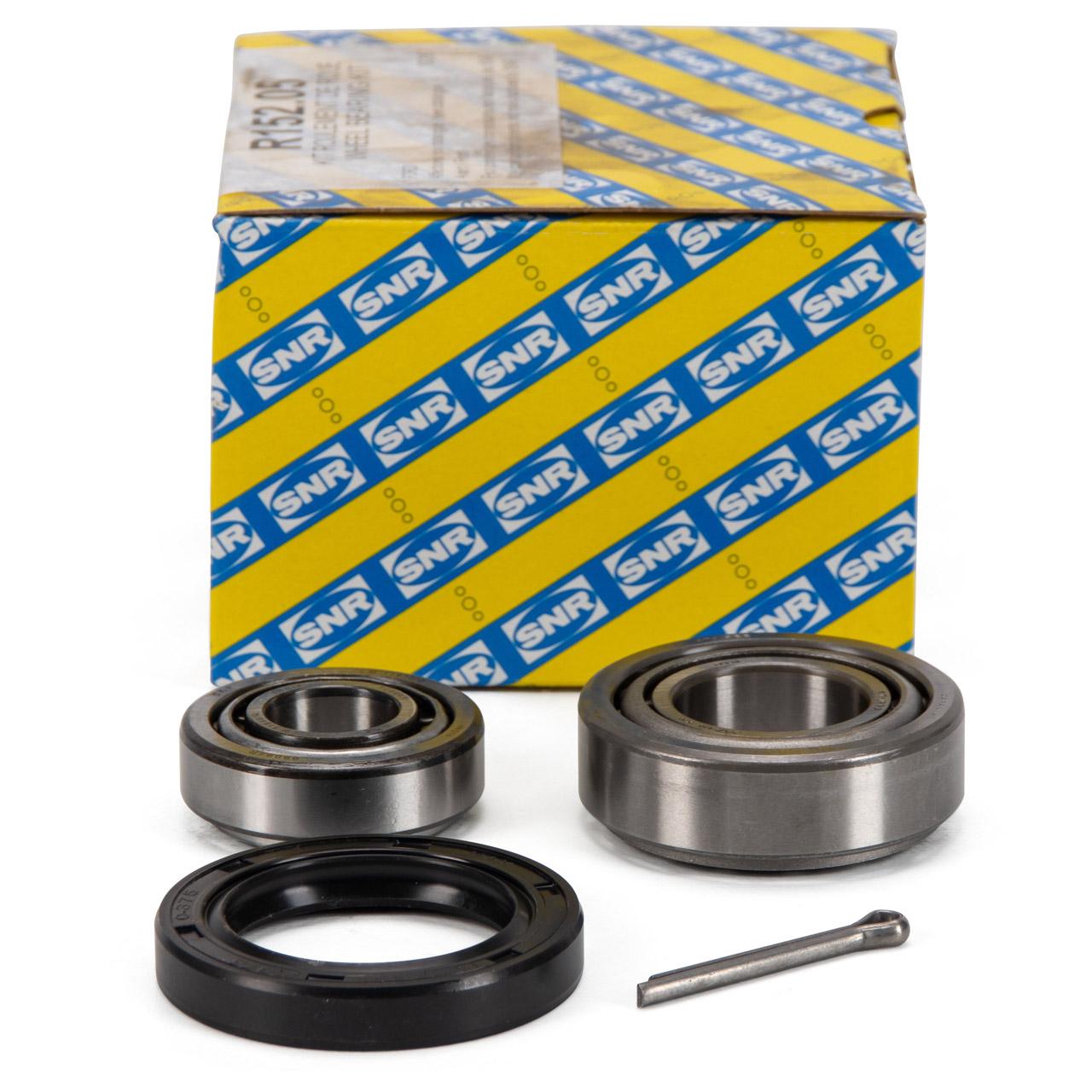 SNR R152.05 Radlagersatz FORD Capri 2 3 1.6-2.8i Turbo Escort 2 2.0 RS vorne