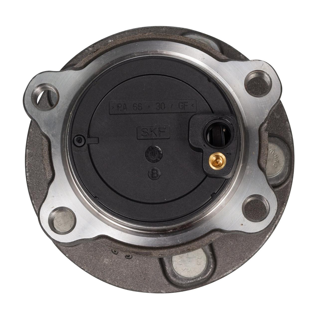 SNR R152.81 Radlagersatz FORD Focus 3 4 mit Einparkhilfe vorne / hinten
