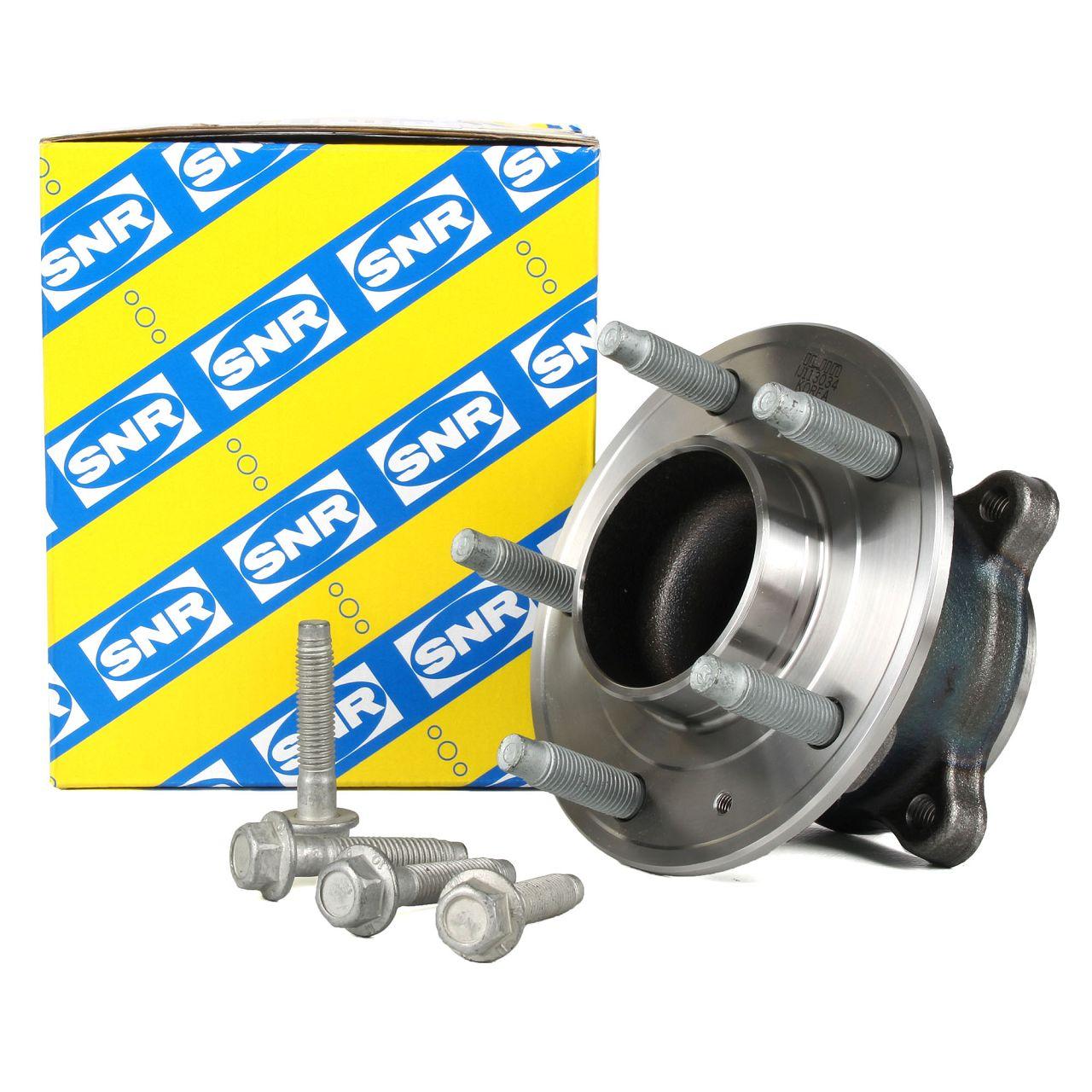 SNR R153.69 Radnabe Radlagersatz für OPEL ASTRA J CASCADA ZAFIRA TOURER C hinten