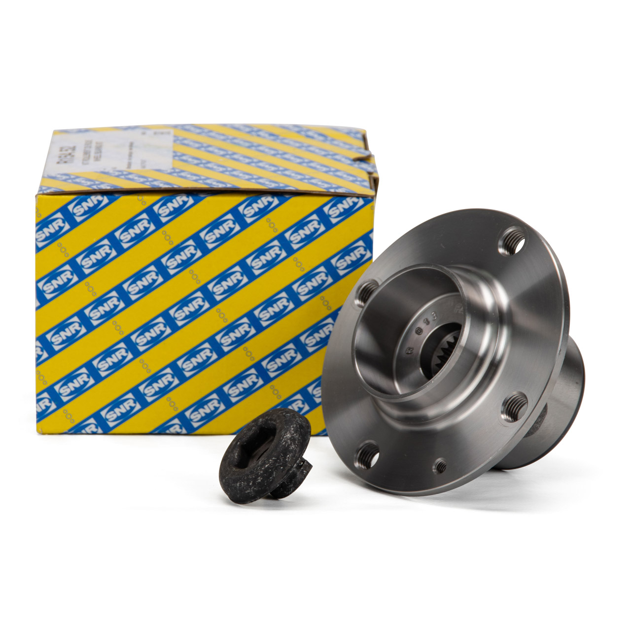 SNR R154.52 Radlagersatz AUDI A2 1.2 TDI VW Lupo 1.2 TDI 3L vorne 6E0407621C