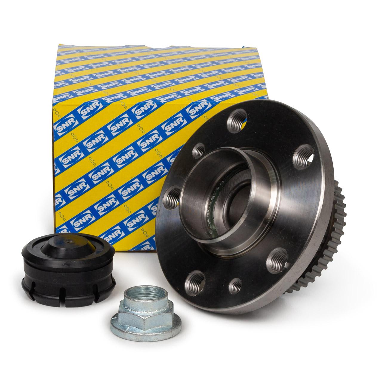 SNR R155.54 Radlagersatz RENAULT Avantime Espace 3 mit ABS hinten 6025370612
