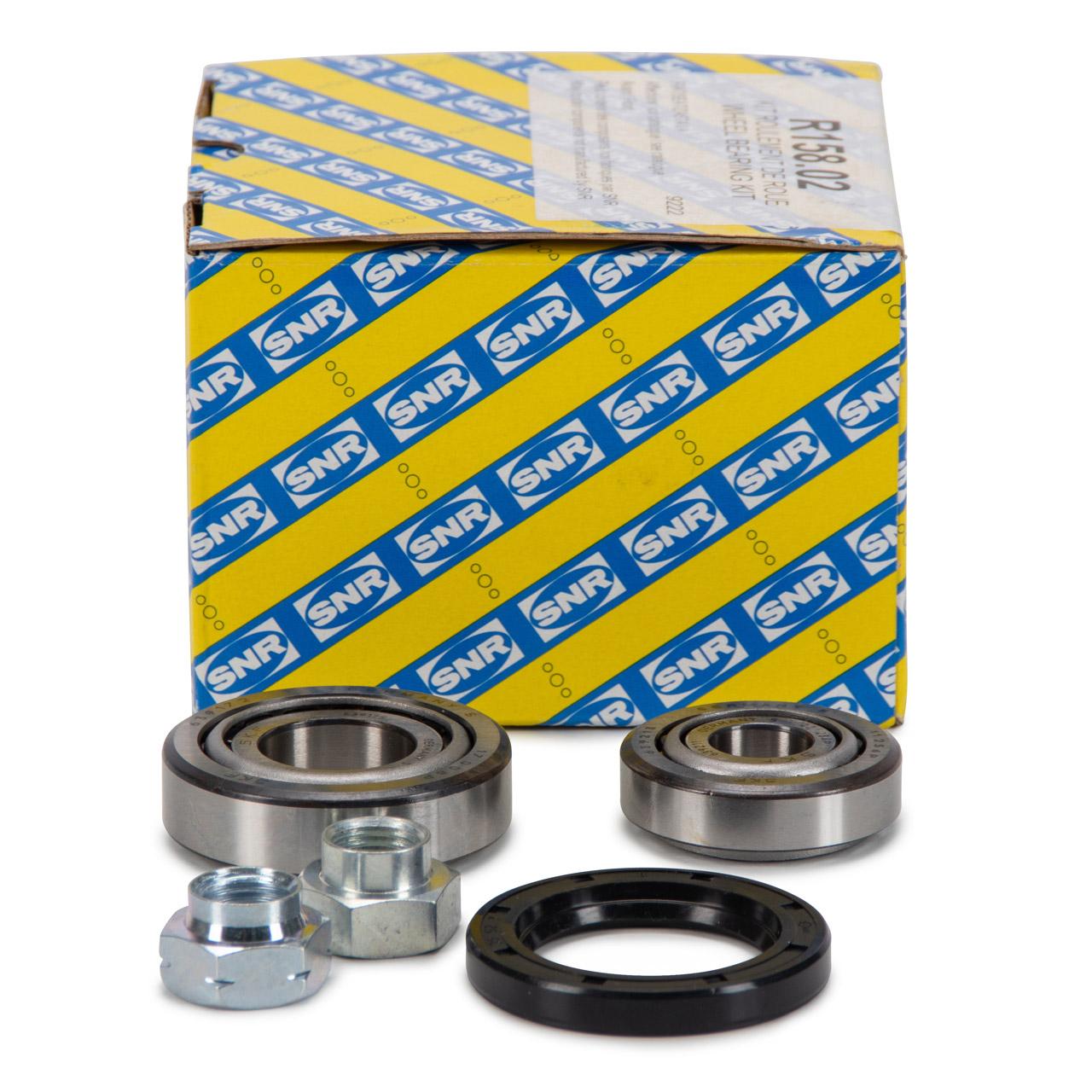 SNR R158.02 Radlagersatz FIAT 126 (126_) 600 850 SEAT 133 600 D vorne