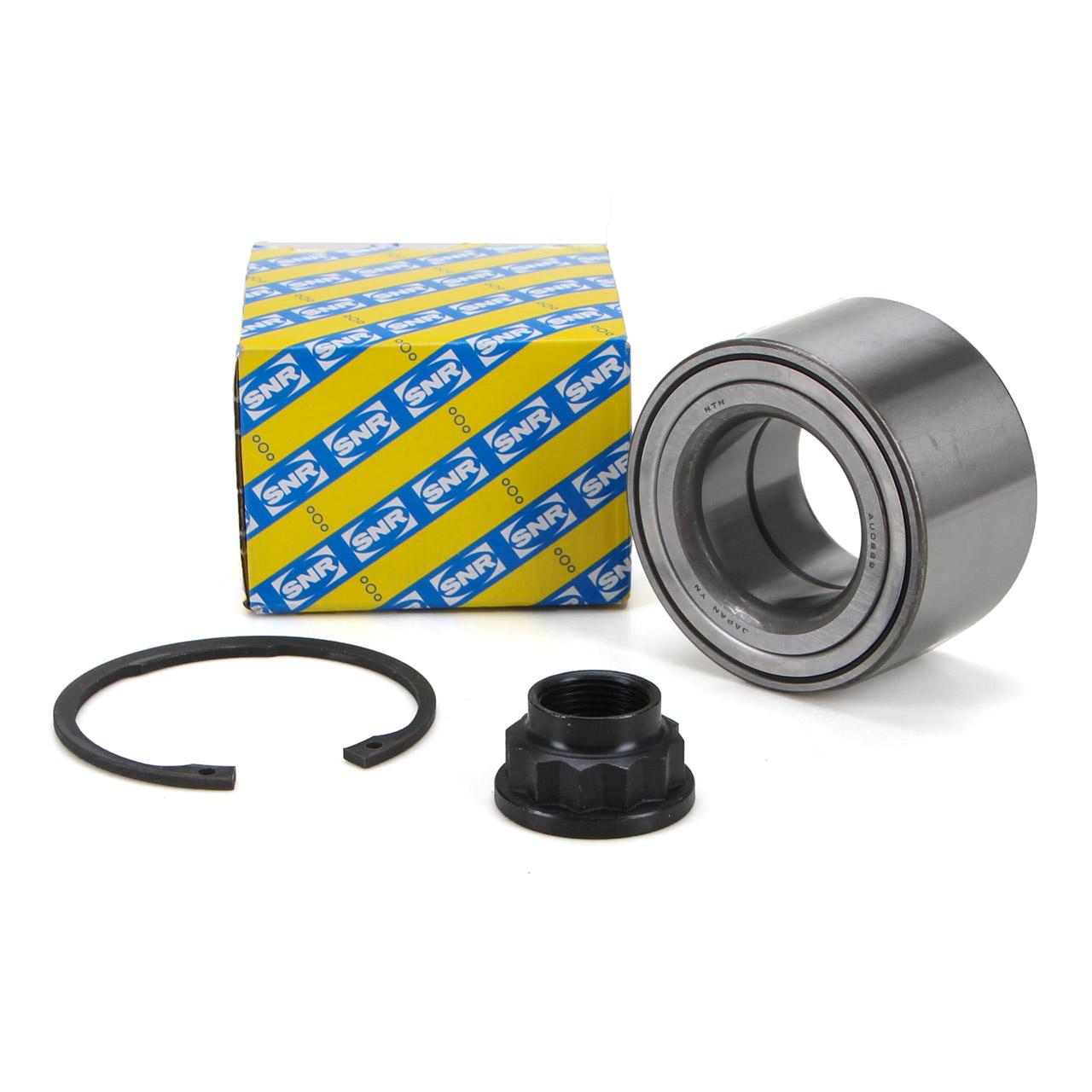 SNR R169.108 Radlagersatz Radlager TOYOTA Corolla (_E11_) bis 11.1999 vorne
