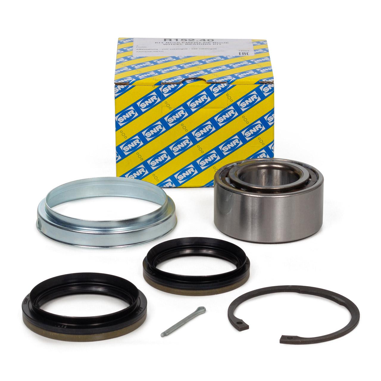 SNR R169.38 Radlagersatz TOYOTA Corolla E10 E11 mit ABS vorne