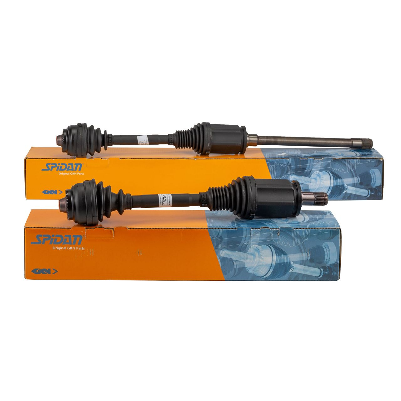 2x SPIDAN Antriebswelle für BMW 5er F10 + F11 TOURING + 6er F12 F13 F06 vorne