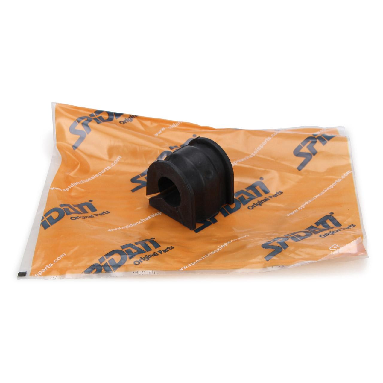 SPIDAN 411897 Stabilisatorlager DACIA Duster (HS_) vorne 546114237R