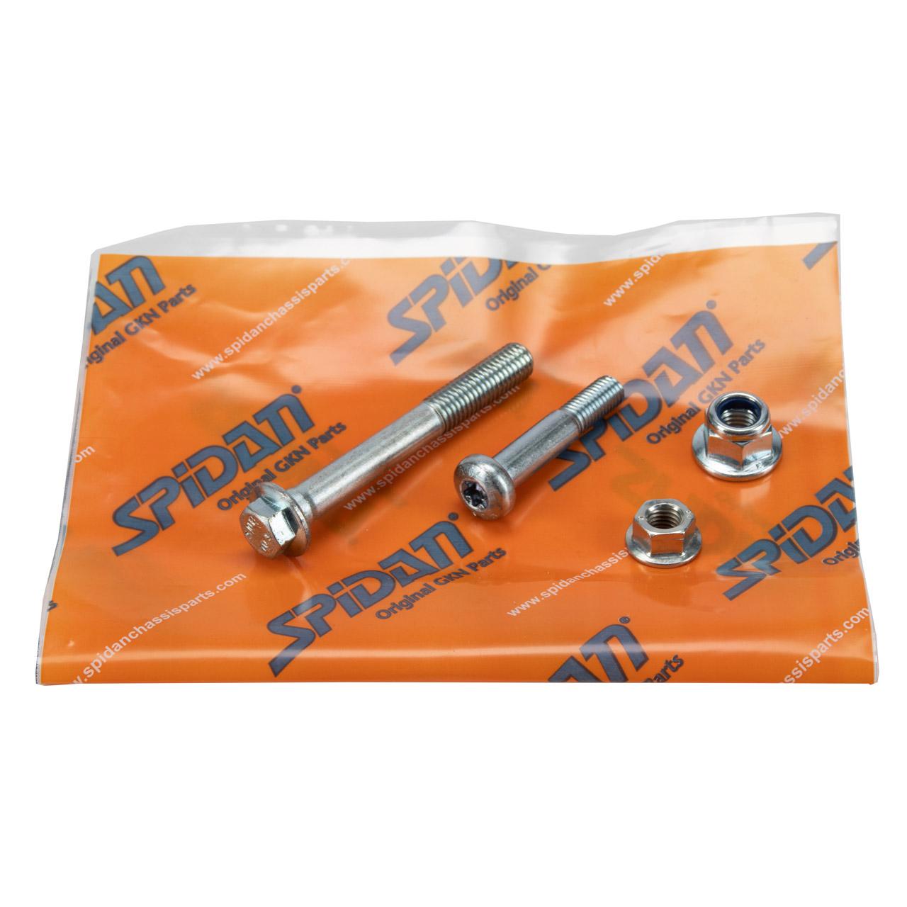 SPIDAN 58615 Reparatursatz Querlenker Radaufhängung FORD Focus I MK1 vorne