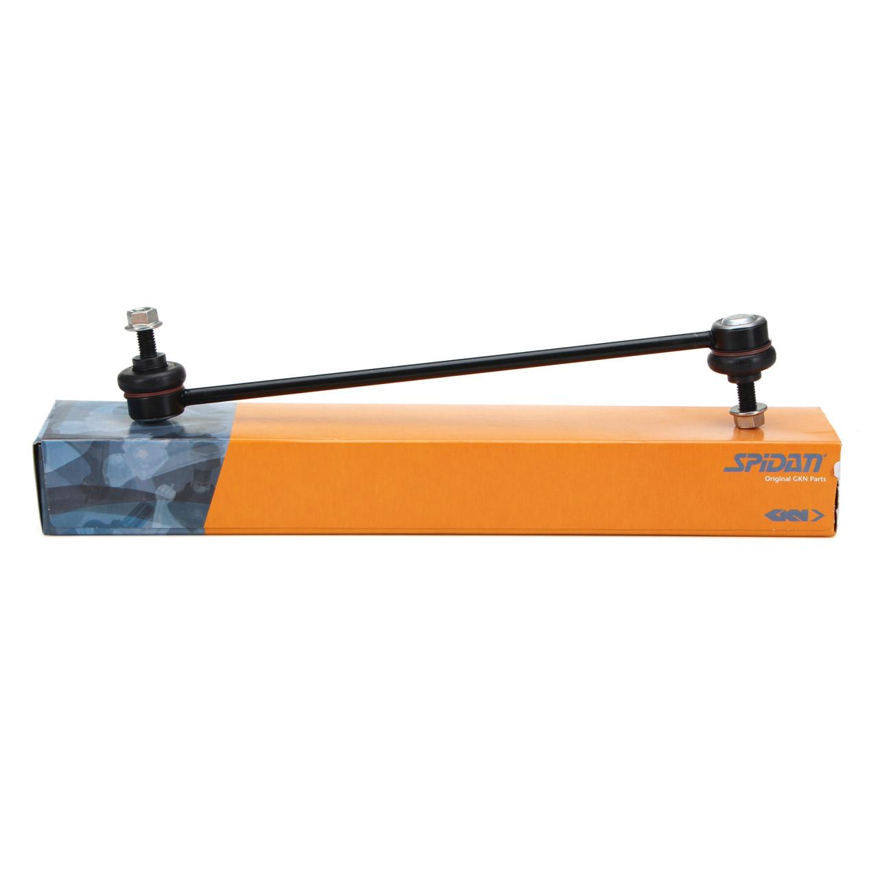SPIDAN Koppelstange Pendelstütze für FIAT PANDA/CLASSIC + PANDA Van (169_) vorne