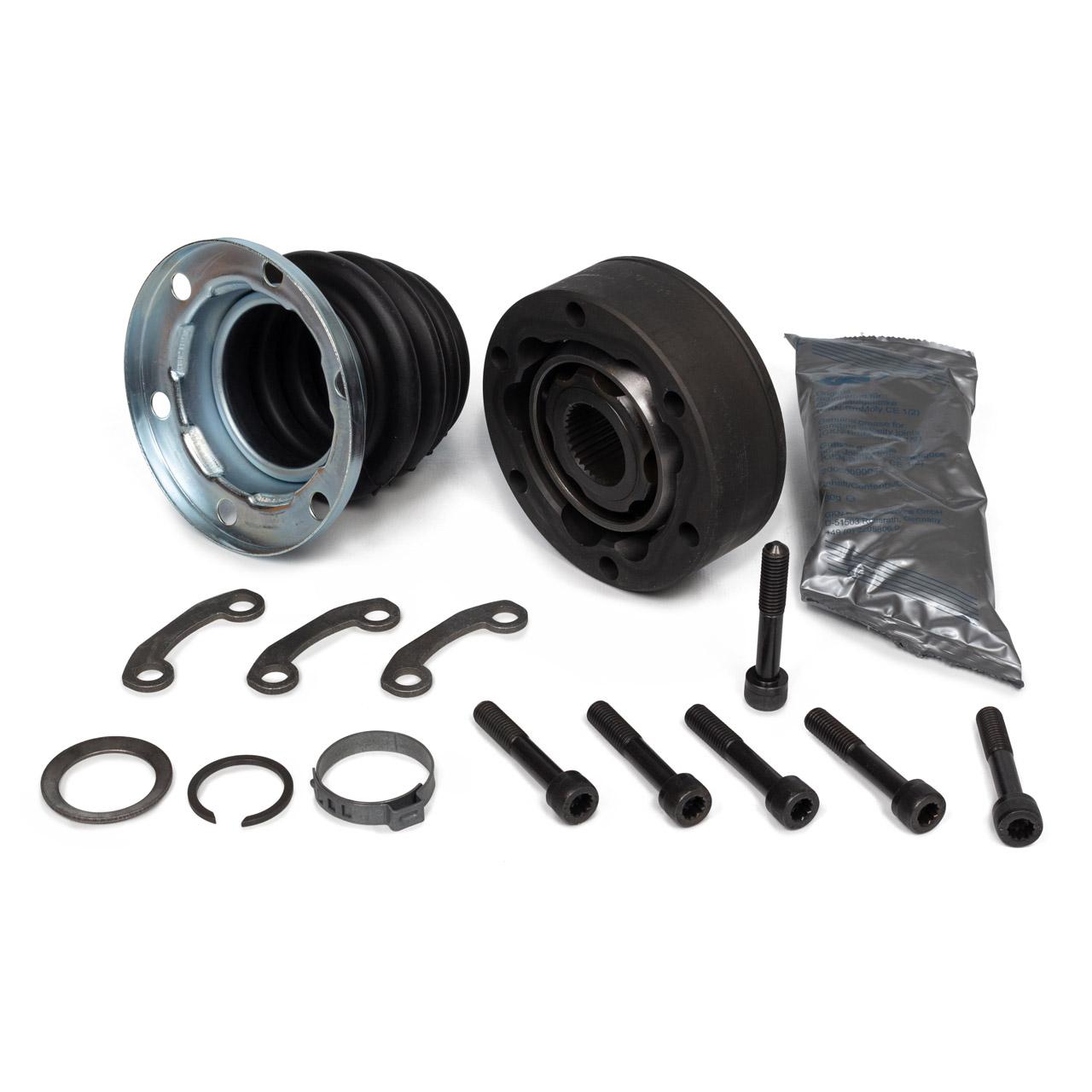 2x SPIDAN Antriebsgelenk für PORSCHE 924 2.0 2.5 S + 944 2.5 2.7 3.0 S2 hinten