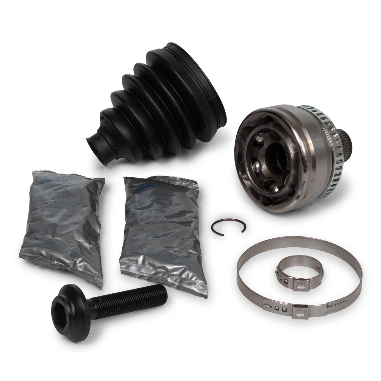 SPIDAN Antriebsgelenk Gelenksatz AUDI A4 B6 B7 A6 C5 1.6-2.0 SEAT Exeo 1.6 vorne radseitig