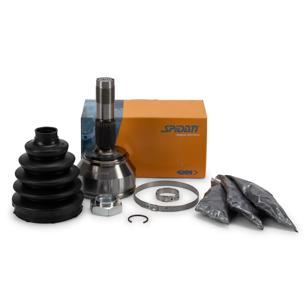 SPIDAN Antriebsgelenk Gelenksatz CITROEN Jumper PEUGEOT Boxer 3.0 HDi 160 vorne radseitig