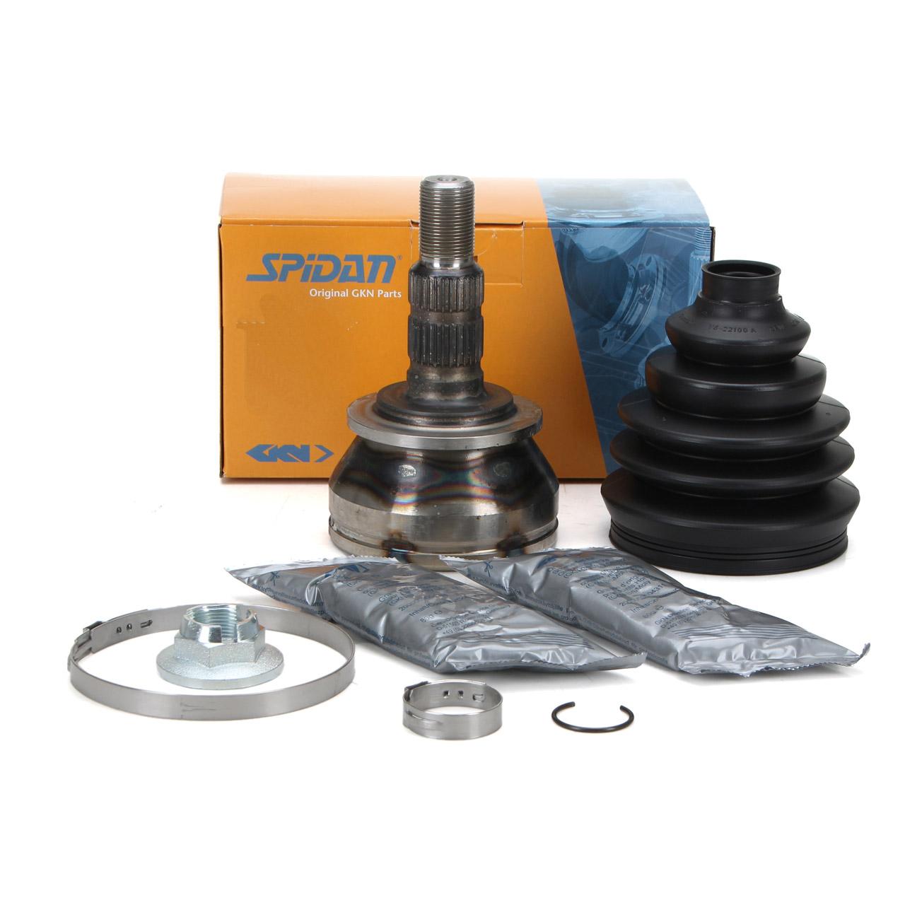 SPIDAN Antriebsgelenk Gelenksatz OPEL Astra J GTC Cascada Insignia A SAAB vorne radseitig