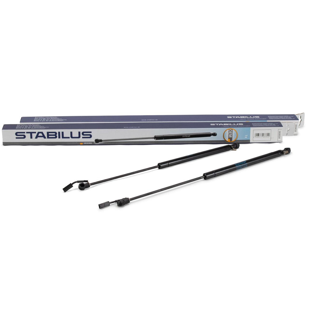 2x STABILUS 0694SB + 0695SX Heckscheibendämpfer PORSCHE 911 TARGA 996