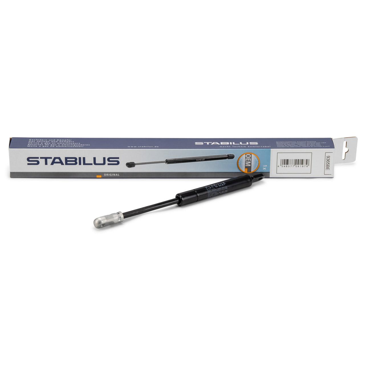 STABILUS 9365BE Haubenlifter PORSCHE 911 63-90 964 993 hinten 91151233101