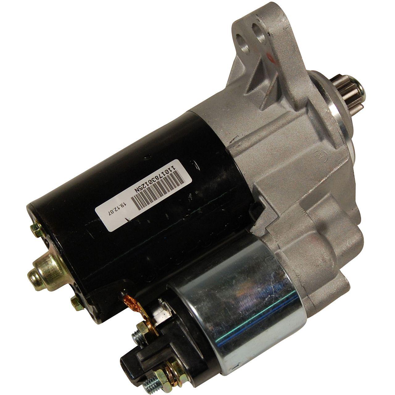 Anlasser Starter 12V 1.1KW für GOLF 4 BORA LEON (1M) A3 (8L) OCTAVIA 020911023FX