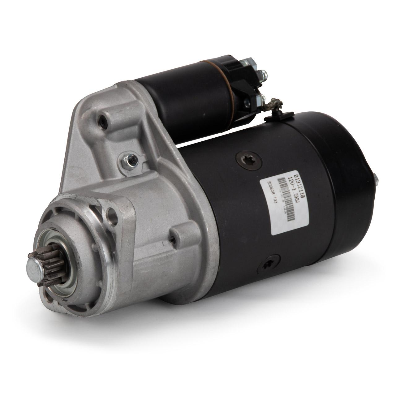 Anlasser Starter 12V 1,5 kW PORSCHE 911 3.2 / SC Carrera 3.3 Turbo 91160410101