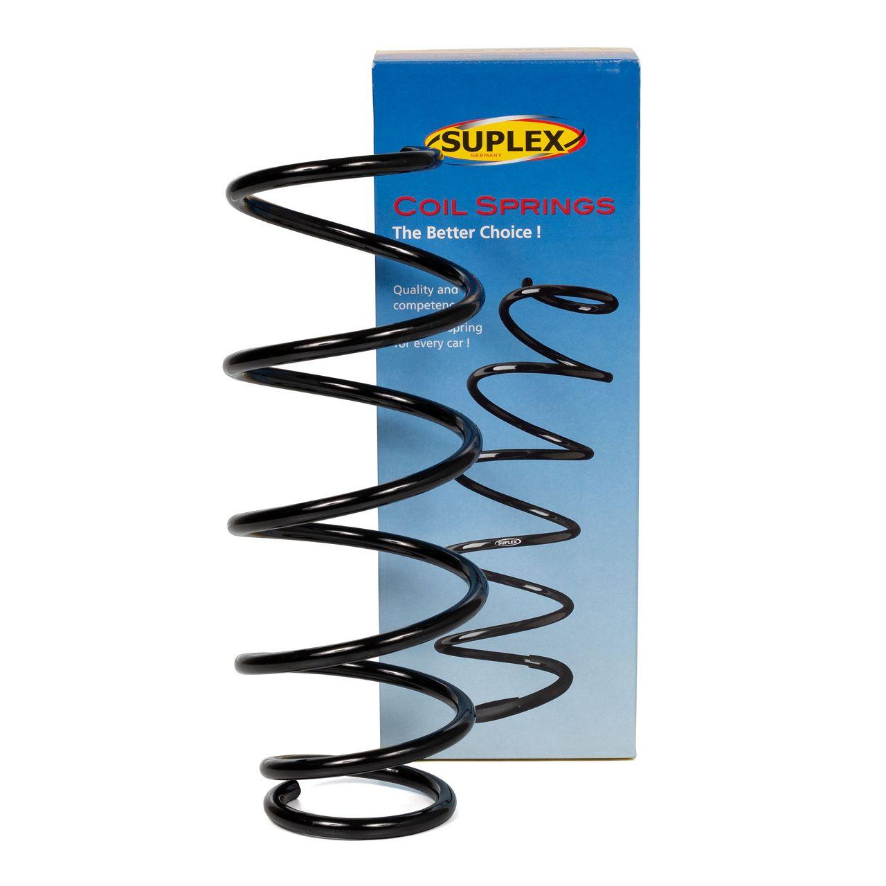SUPLEX Fahrwerksfeder TOYOTA Yaris Liftback (_P9_) 1.0/1.3 VVt-i 69/87 PS vorne