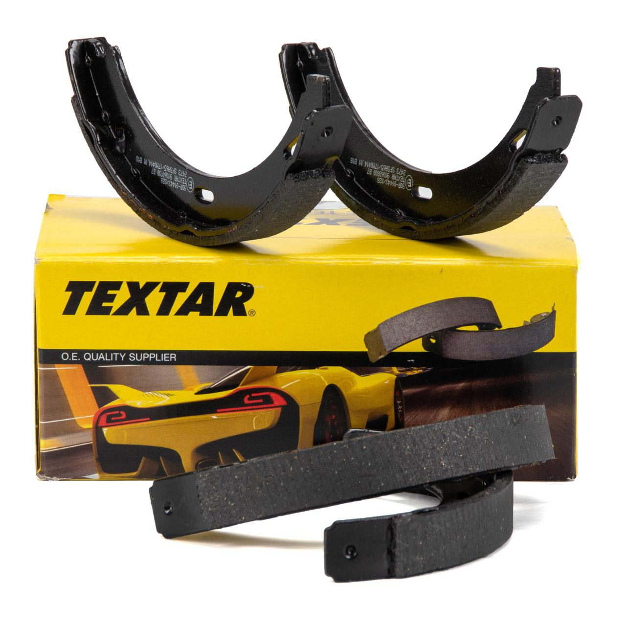TEXTAR 91060800 Bremsbacken Satz PORSCHE 968 bis 07.1995 + Boxster (986) hinten