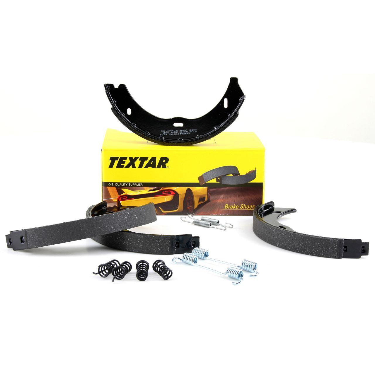 TEXTAR 91061900 Bremsbacken + Zubehör Satz MERCEDES V-Klasse Viano Vito / Mixto W639 W447