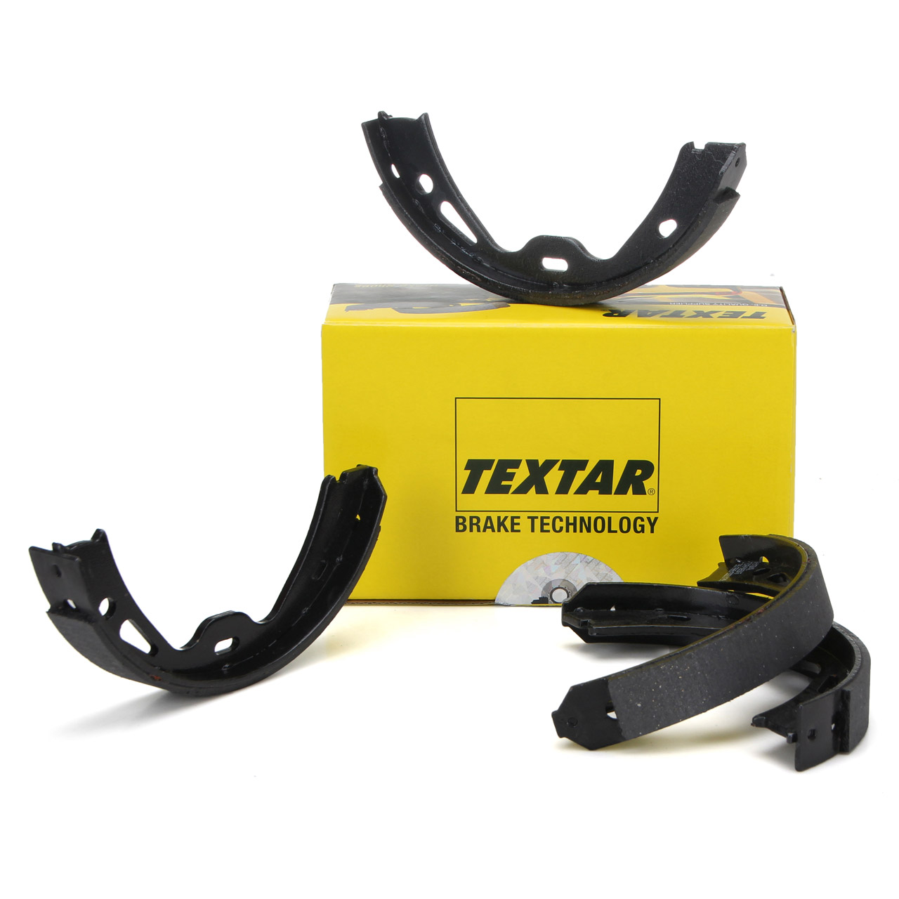 TEXTAR 91063500 Bremsbacken Satz PORSCHE 964 993 996 997 924 928 944 Boxster Cayman