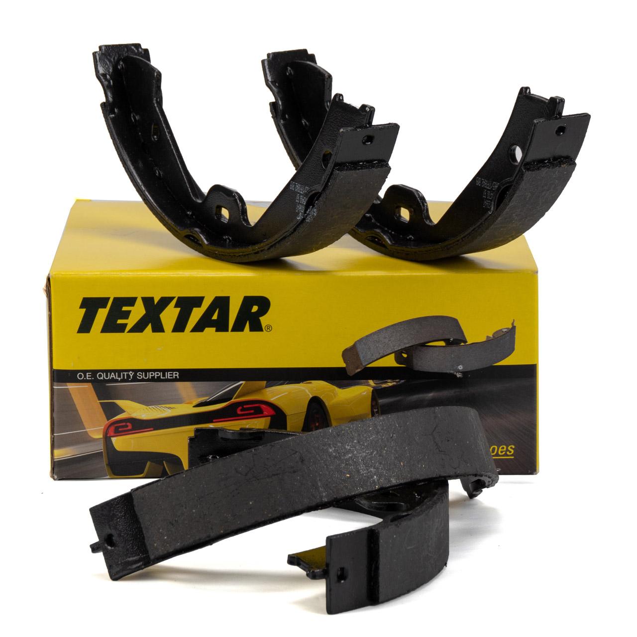 TEXTAR 91074700 Bremsbacken Satz PORSCHE Cayenne (92A) VW Touareg (7P)