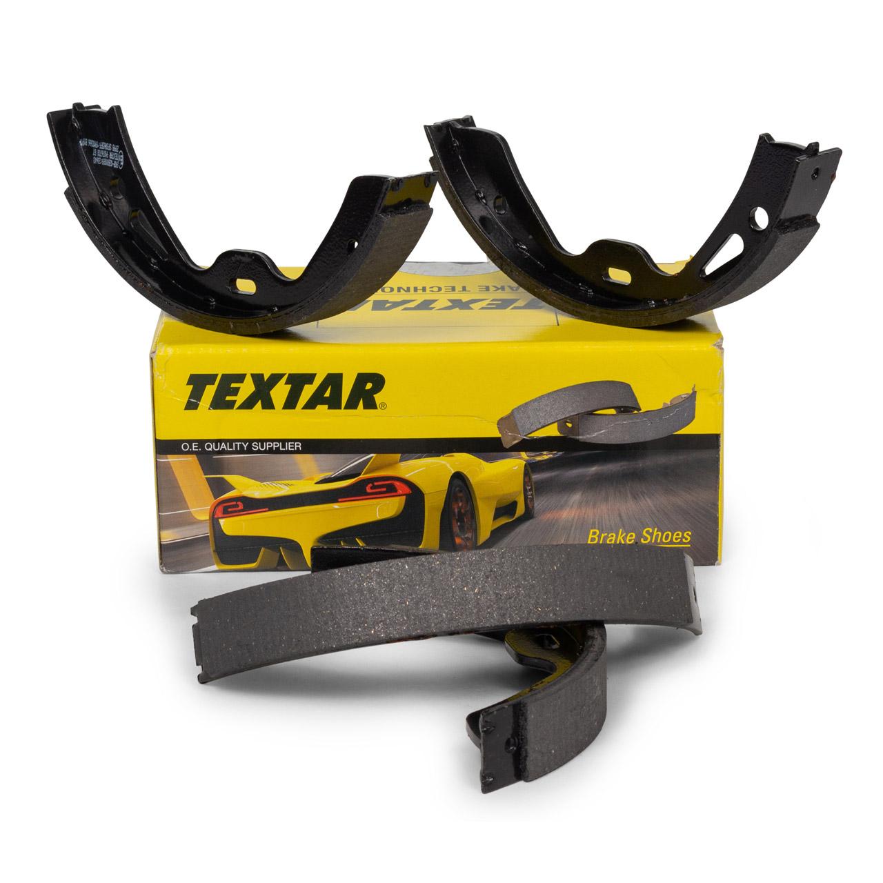 TEXTAR 91076700 Bremsbacken Satz PORSCHE 991 718 Boxster Cayman 981 982 Panamera 970 971