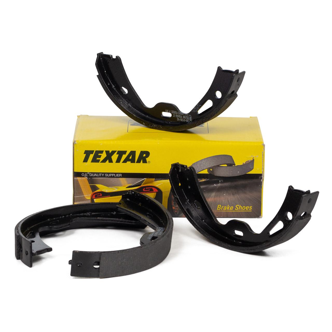 TEXTAR 91084000 Bremsbacken Satz PORSCHE 997 Boxster Cayman (987) 99735299302