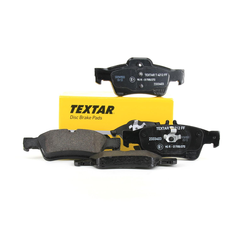 TEXTAR 2333403 Bremsbeläge MERCEDES W211 W212 W220 W221 R230 R171 hinten 007420102041
