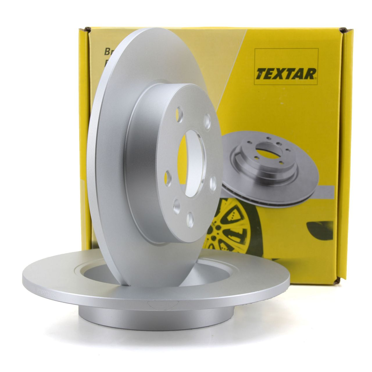 TEXTAR 92092103 Bremsscheiben Satz OPEL Astra G H Corsa C Meriva A B Zafira hinten
