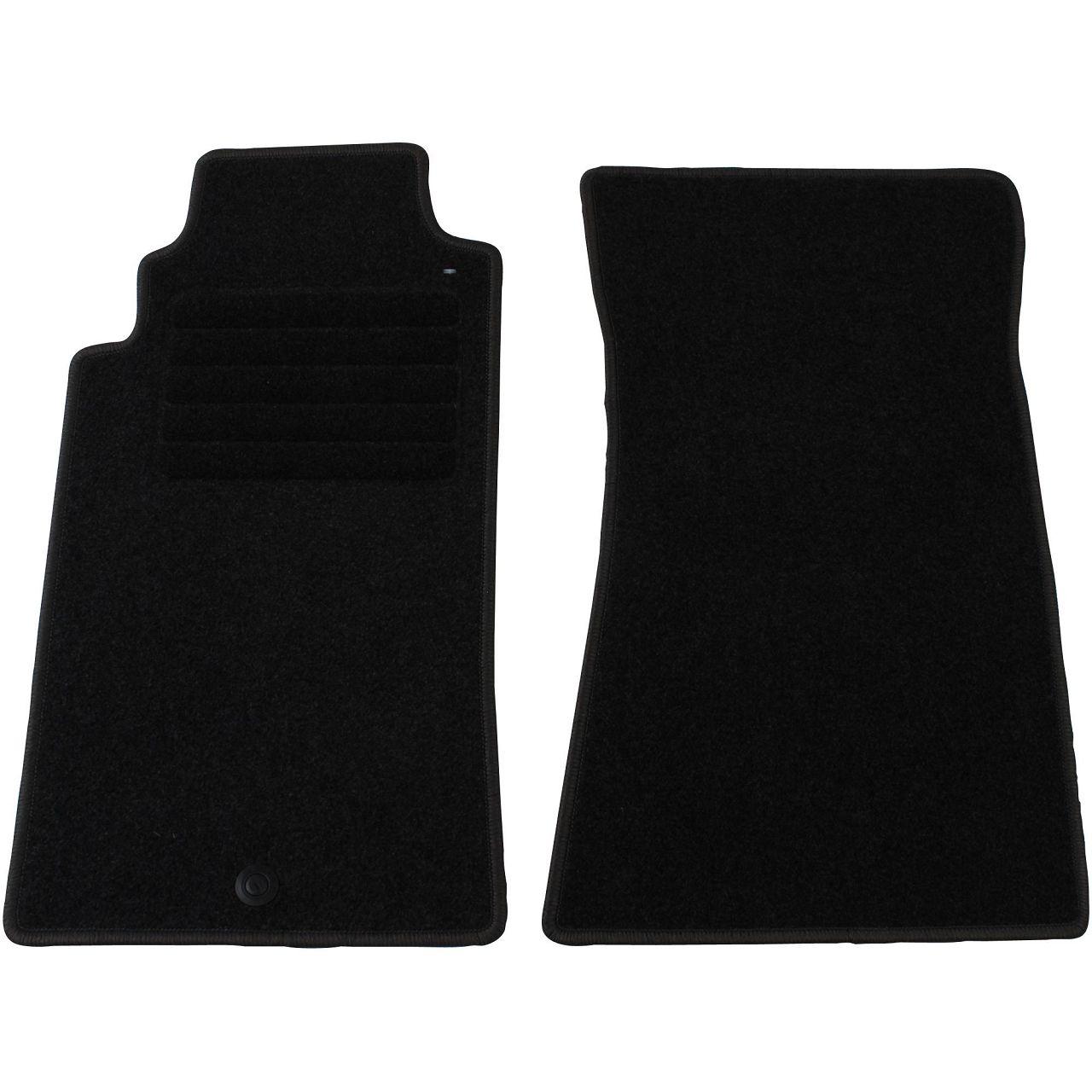 Veloursmatten Textilmatten Fußmatten MAZDA MX-5 II (NB) ab 03.2001 2-TEILIG