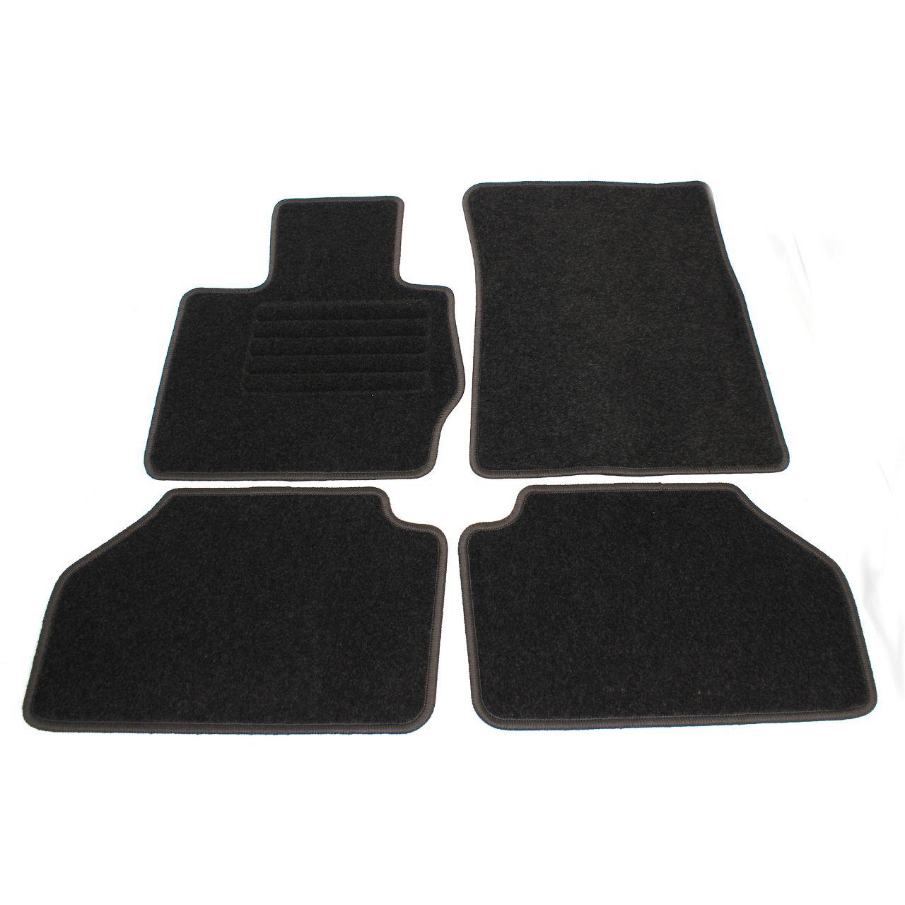 Veloursmatten Textilmatten Fußmatten Automatten BMW X3 F25 ab 06.2014 4-tlg