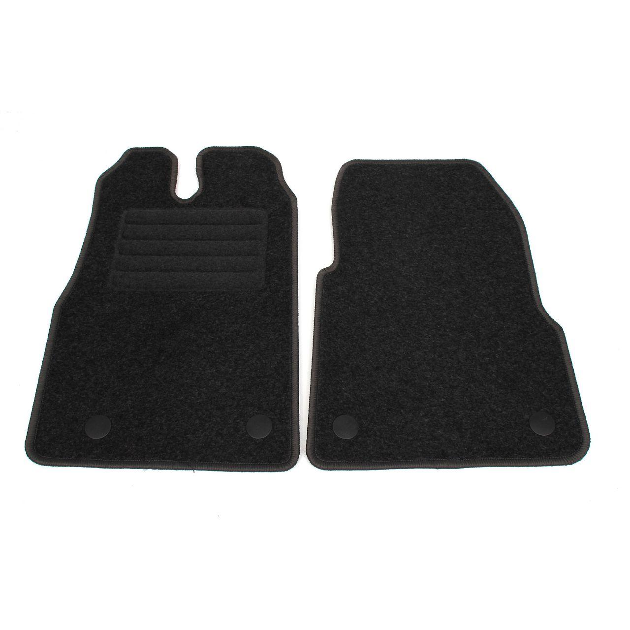 Veloursmatten Textilmatten Fußmatten Automatten FORD Tourneo Custom 2-teilig
