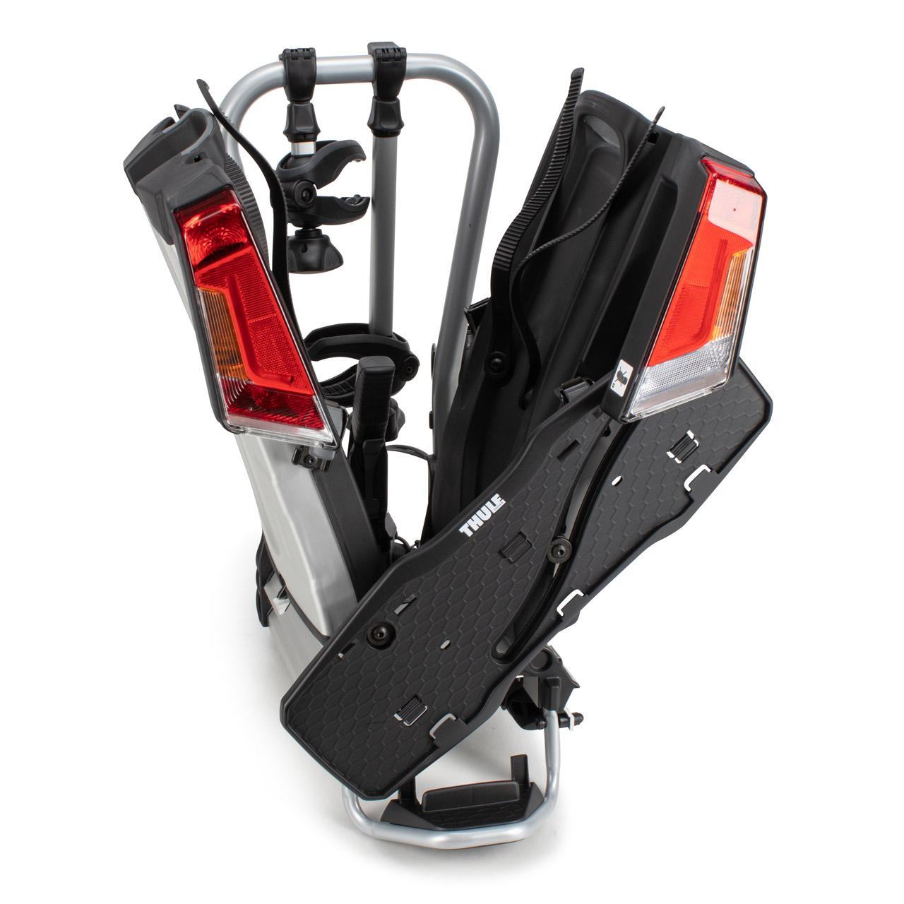 THULE 931014 EasyFold 931 Fahrradträger AHK Kupplungsträger E-Bike für 2 Räder