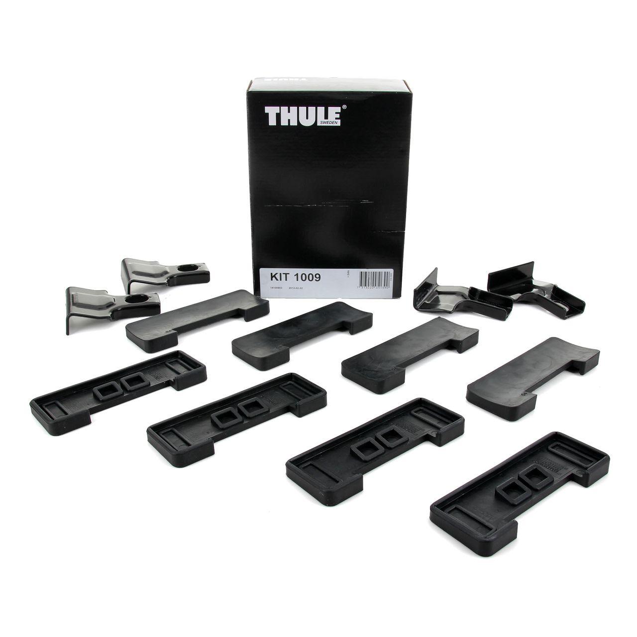 THULE Kit 1009 Montagesatz Montagekit Dachträger für Normal-Dach