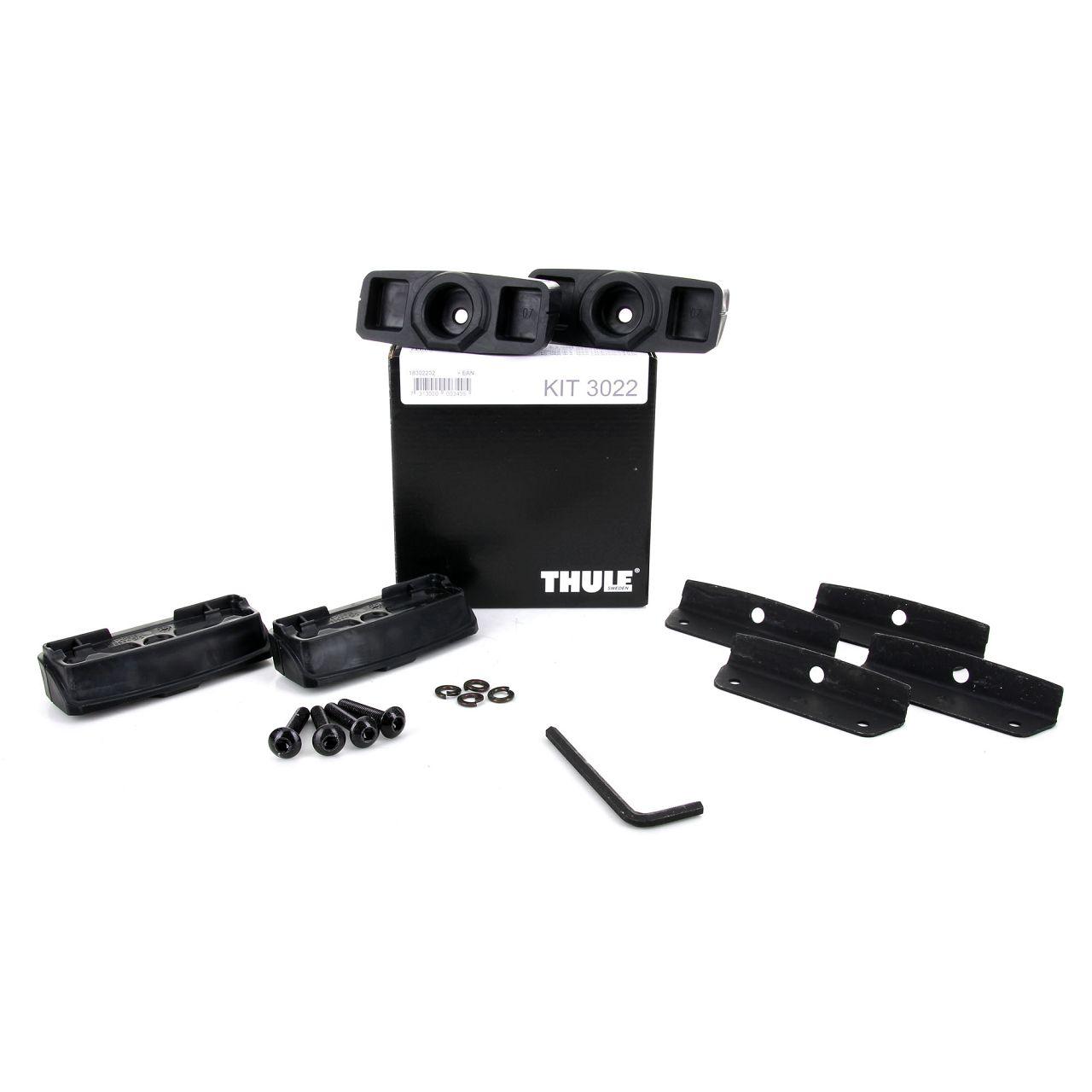 THULE Kit 3022 Montagesatz Montagekit Dachträger FixPoint XT