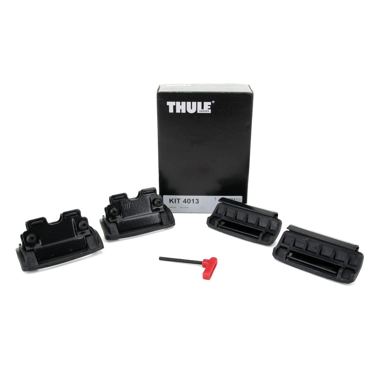 THULE Kit 4013 Montagesatz Montagekit Dachträger Fixpoint XT
