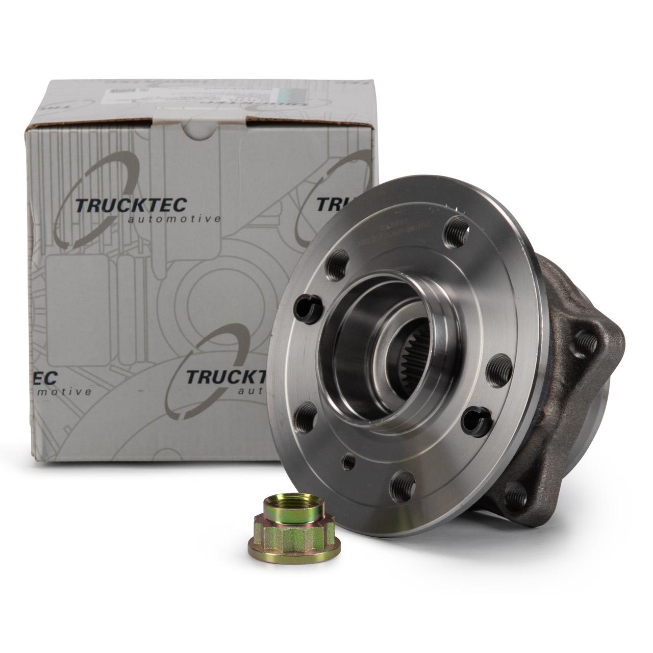 TRUCKTEC Radnabe MERCEDES GL GLS X166 M GLE W166 C292 vorne 1663340206