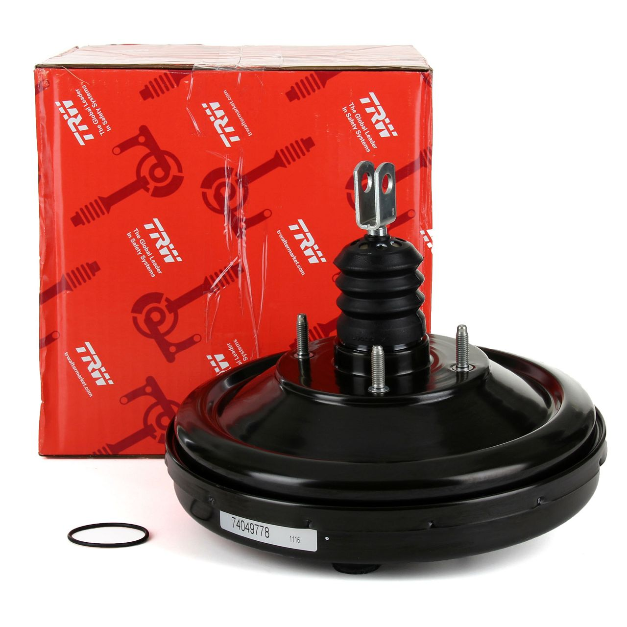 TRW Bremskraftverstärker PSA510 für LAND ROVER DEFENDER (LD) Ø 10 Zoll