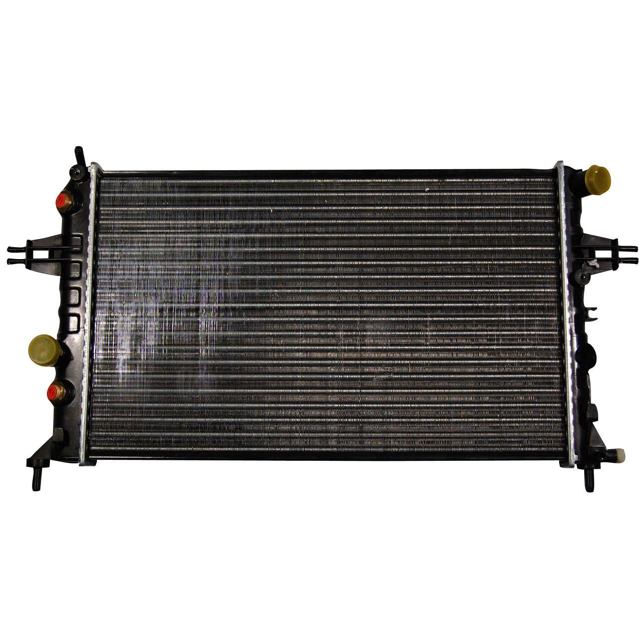 TYC Kühler Wasserkühler für OPEL ASTRA G 1.4-2.2 16V ZAFIRA A 1.6/1.8/2.2 16V