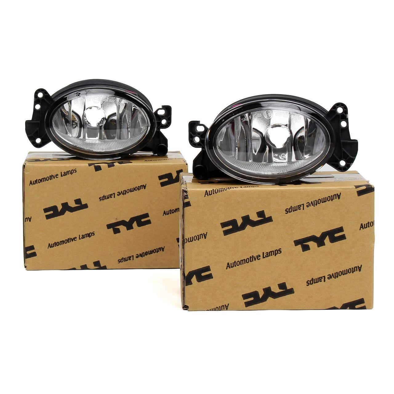 2x TYC Nebelscheinwerfer MERCEDES W169 W204 C209 W211 W463 X164 W164 W251