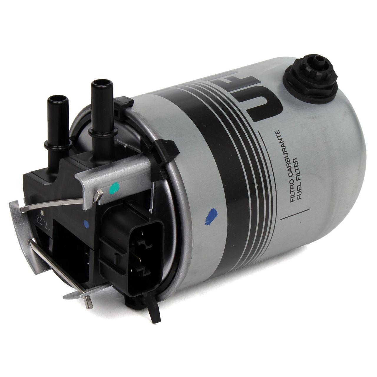 UFI 24.095.00 Kraftstofffilter NISSAN Qashqai II X-Trail T32 1.5 dCi 1.6 dCi